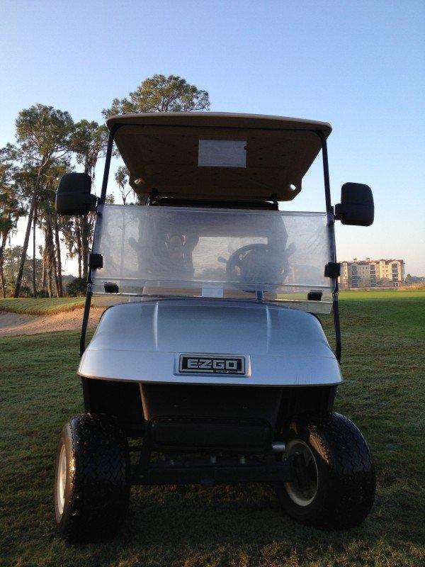 Side View Mirror Kit For Golf Carts Maverick Advantage
