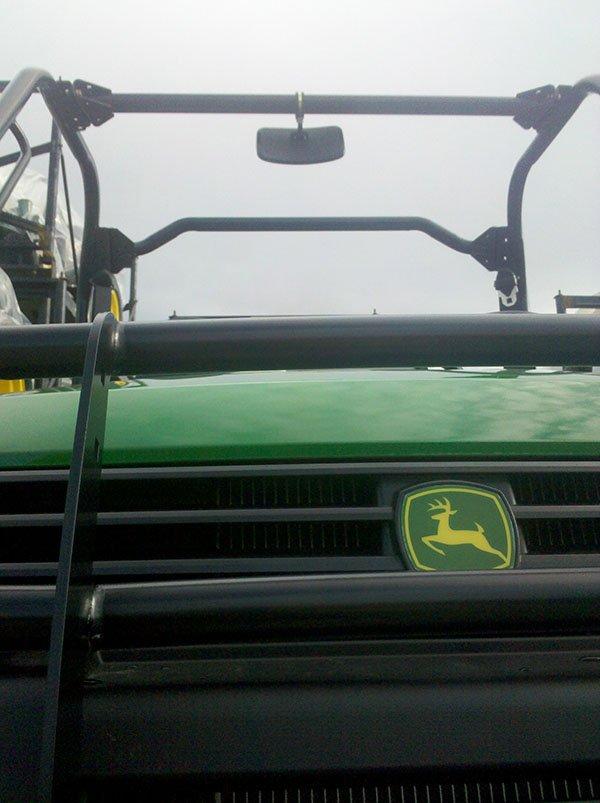 Kubota Tractor Rear View Mirror : Rear view mirror for john deere utv s maverick advantage