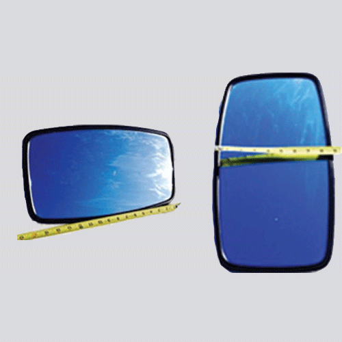 Tractor Side Mirrors : Tractor mirror maverick advantage