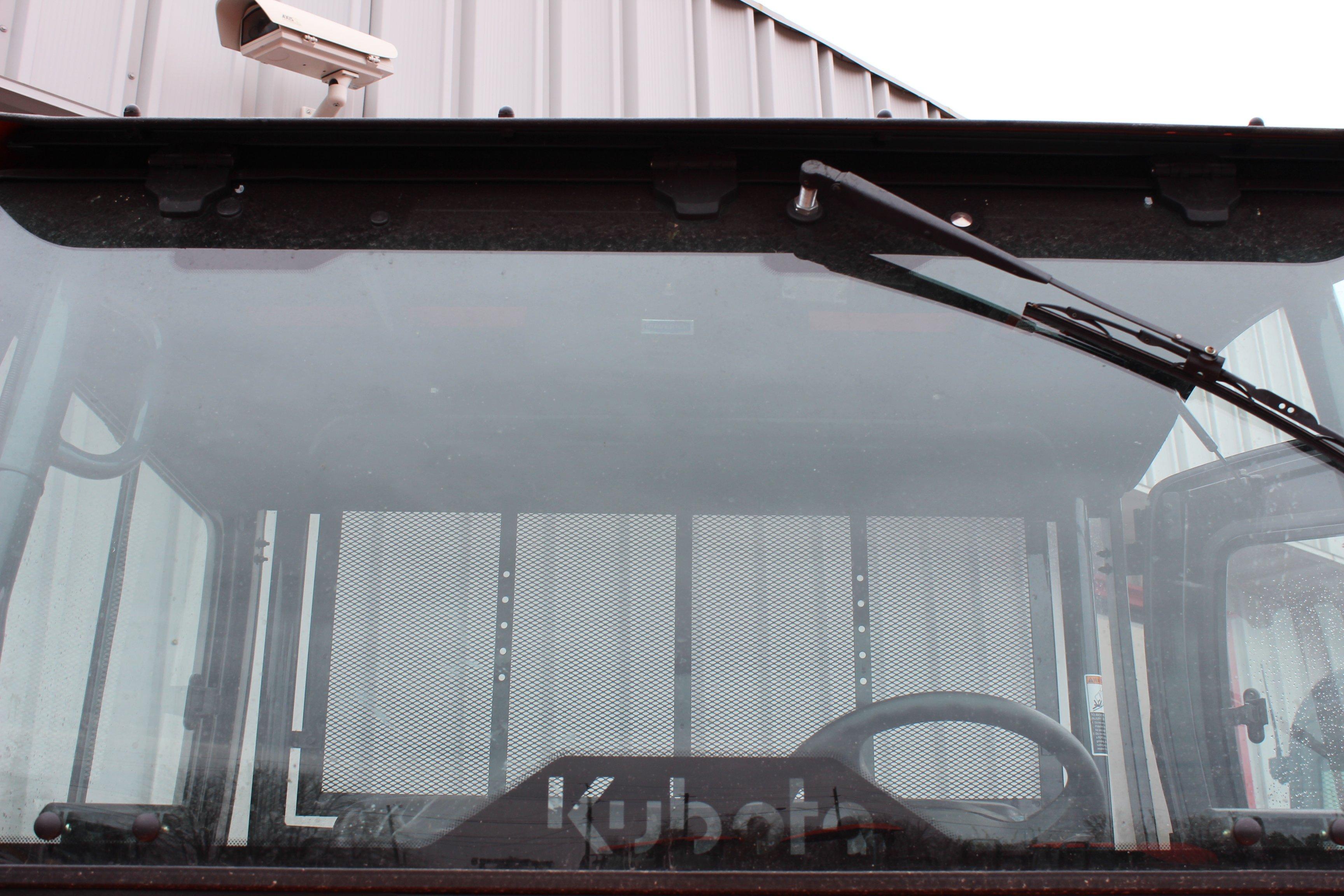 Kubota Tractor Rear View Mirror : Deluxe rear view mirror fits kubota rtv