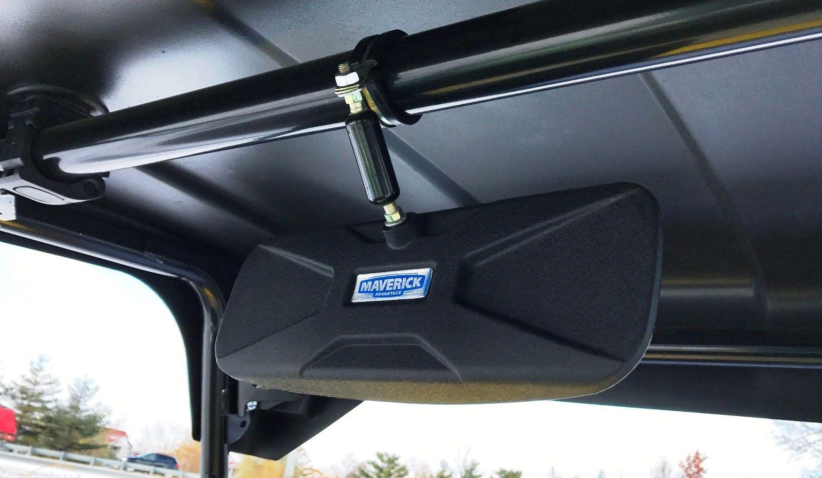 John Deere Gator >> Deluxe Rear View Mirror for John Deere Gator UTV ...