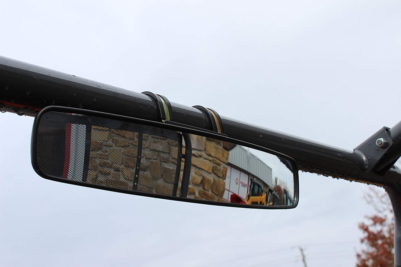 Panoramic Rear View Mirror for Kubota RTV850 / Sidekick ...
