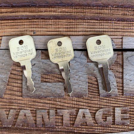 3 Keys - Bomag, Compactor Lines, 05755124